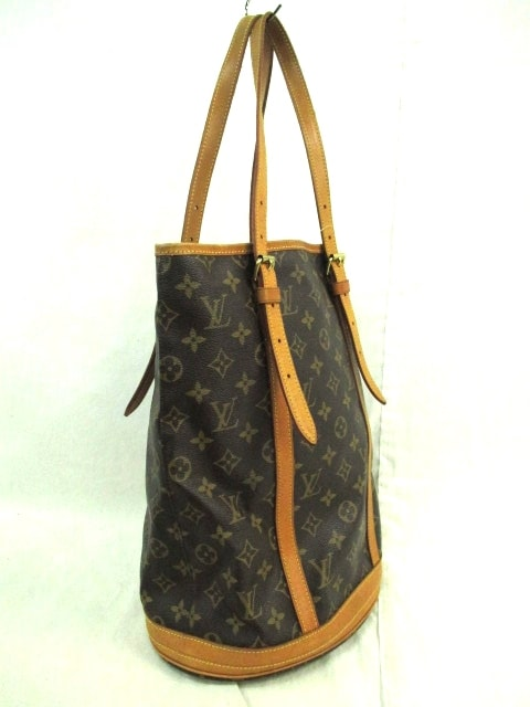 LOUIS VUITTON(ルイヴィトン)のバケットGM