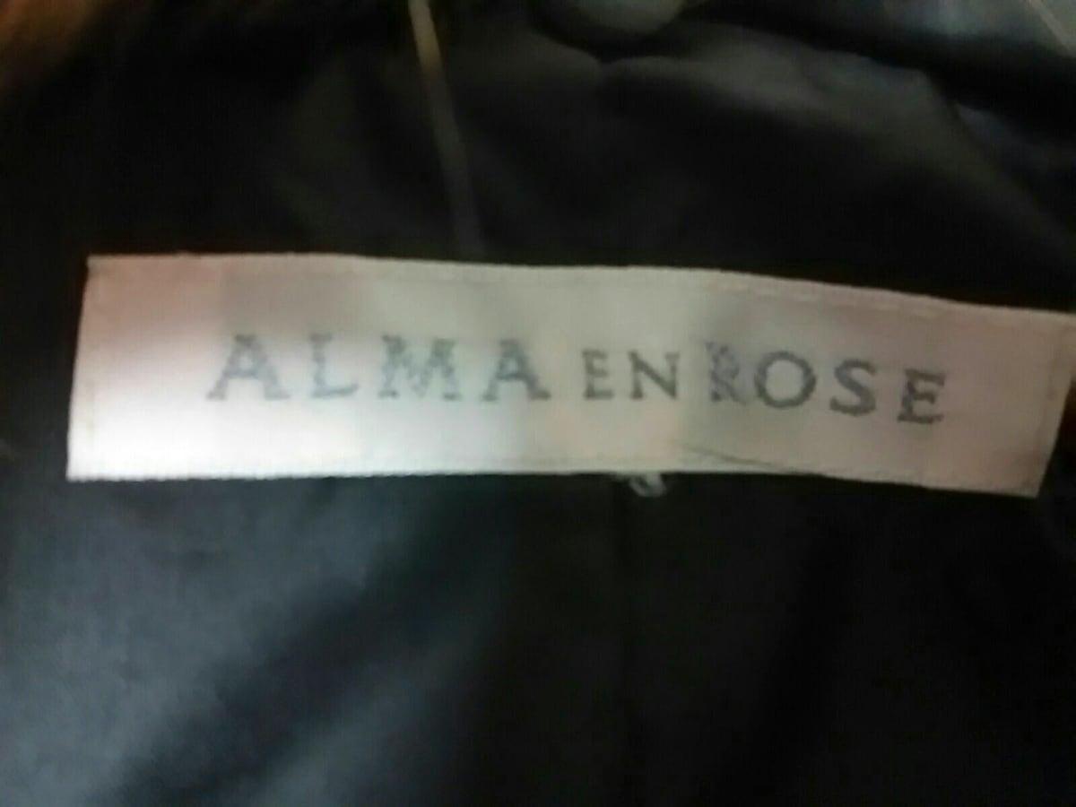 ALMA EN ROSE(アルマアンローズ)のダウンコート