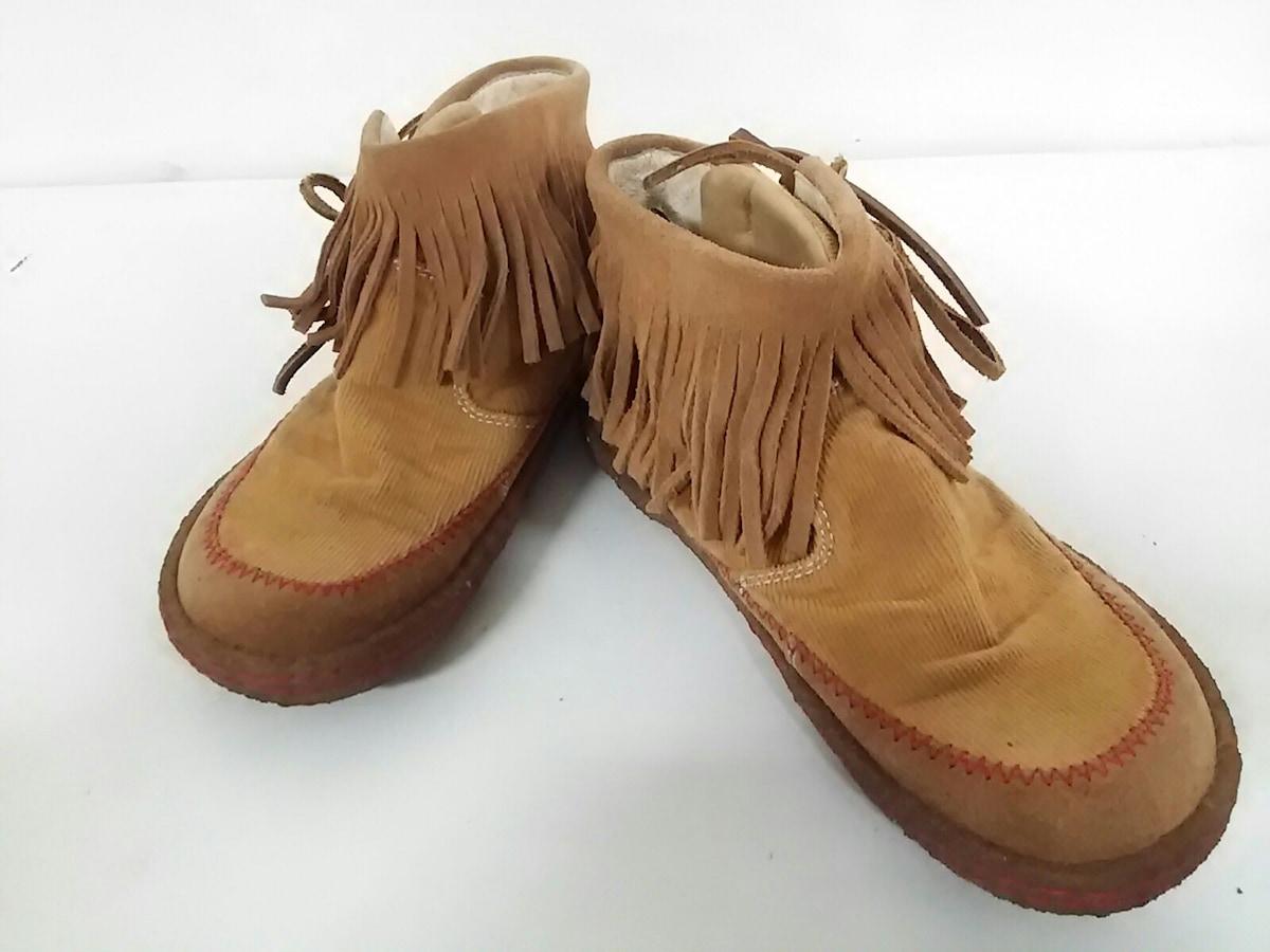 Indian(インディアン)のシューズ