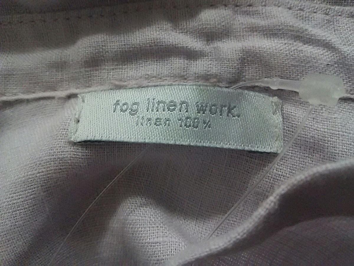 fog linen work(フォグリネンワーク)のシャツ