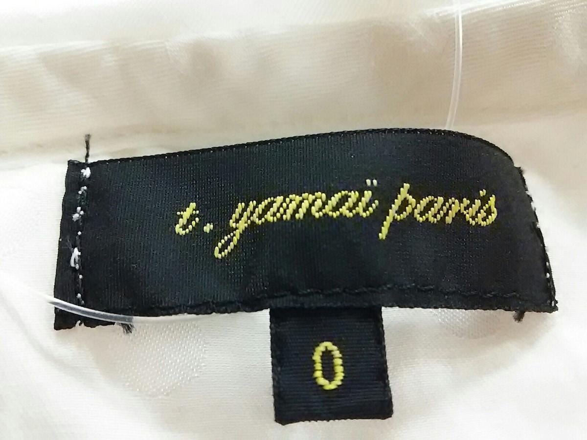 t.yamai paris(ティ ヤマイ パリ)のチュニック