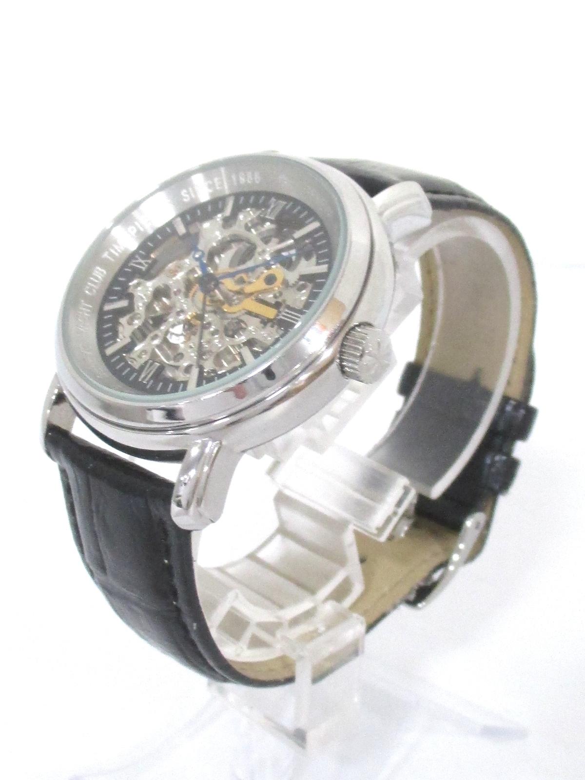 GENEVE YACHT CLUB(ジュネーブヨットクラブ)の腕時計