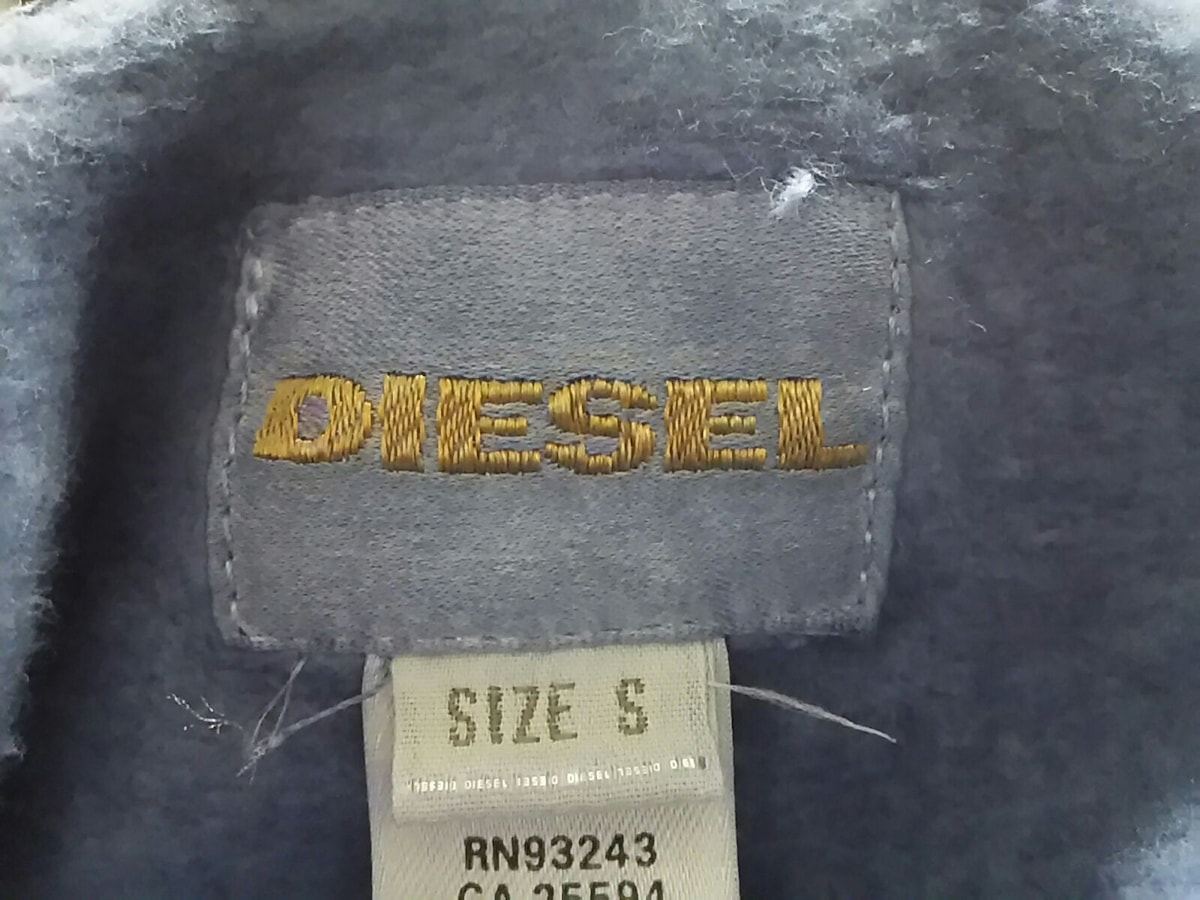 DIESEL(ディーゼル)のパーカー