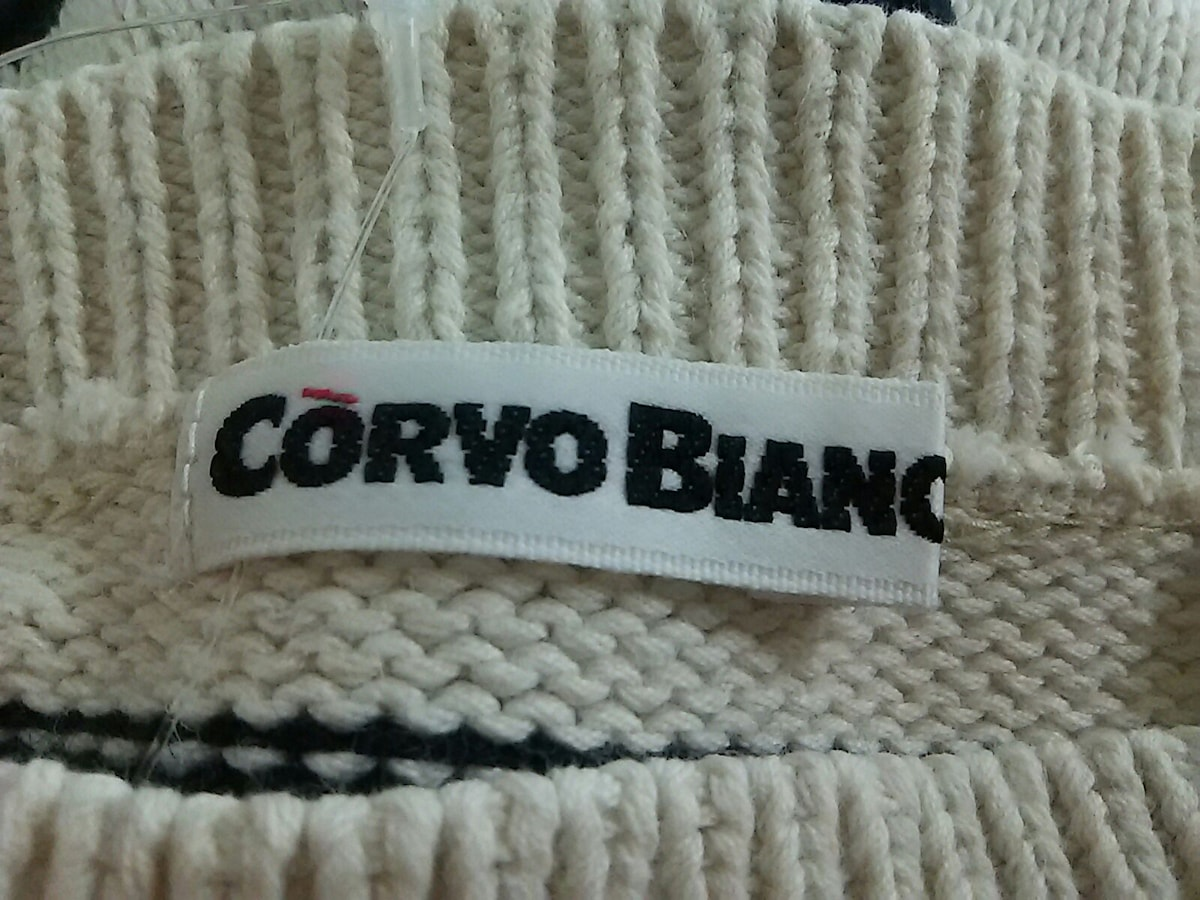 CORVO BIANCO(コルボビアンコ)のセーター