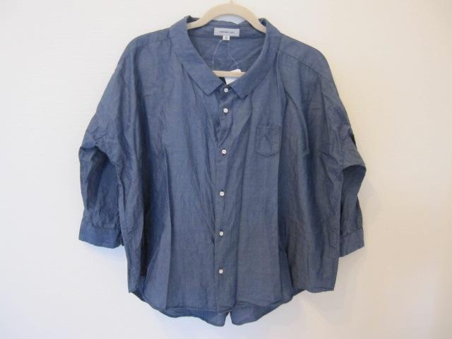 Ordinary fits(オーディナリーフィッツ)のシャツブラウス