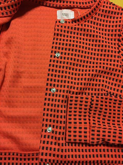 KIKKA THE DIARY OF(キッカザダイアリーオブ)のスカートセットアップ