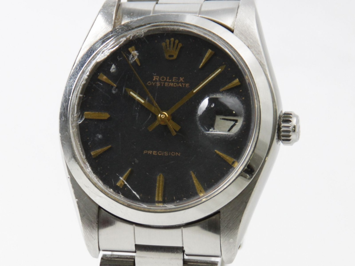 new concept 8891a ef2a8 ROLEX(ロレックス)/オイスターデイト/腕時計/型番6694の買取実績 ...