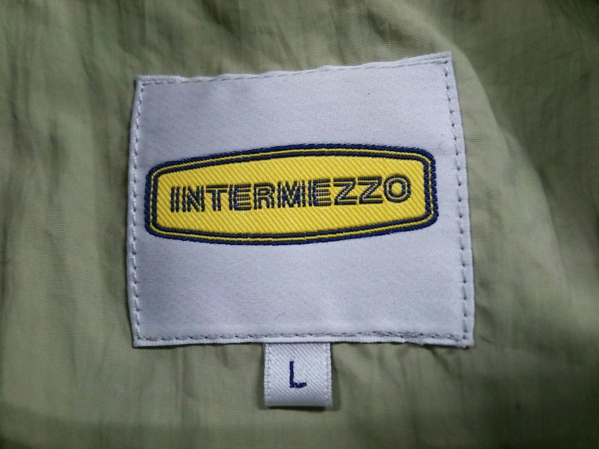 INTERMEZZO(インターメッツォ)のブルゾン