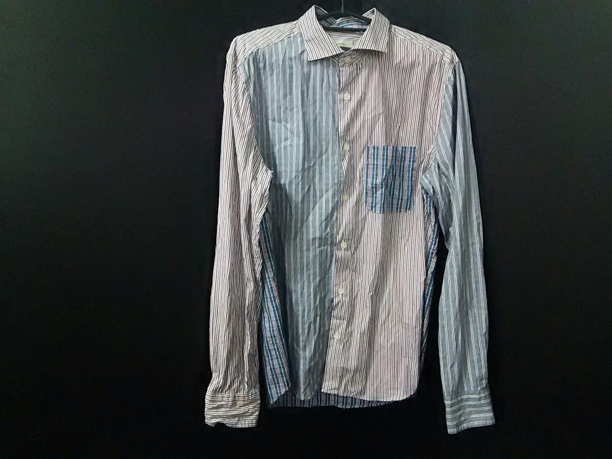 Manual Alphabet(マニュアルアルファベット)のシャツ