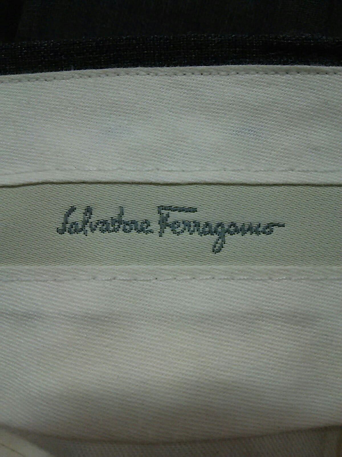 SalvatoreFerragamo(サルバトーレフェラガモ)のパンツ