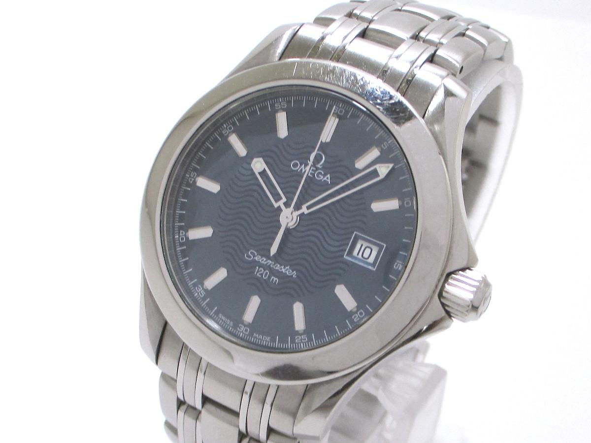 cheaper 21f42 4be78 OMEGA(オメガ)/シーマスター120m/腕時計/型番2511.81の買取実績 ...