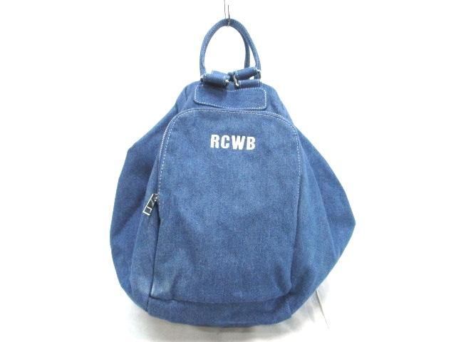 RCWB RODEOCROWNS WIDE BOWL(ロデオクラウンズ)のリュックサック