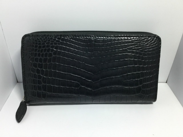 2e613d63cc85 Crocodile Skin(クロコダイルスキン)/長財布の買取実績/20855477 の買取 ...