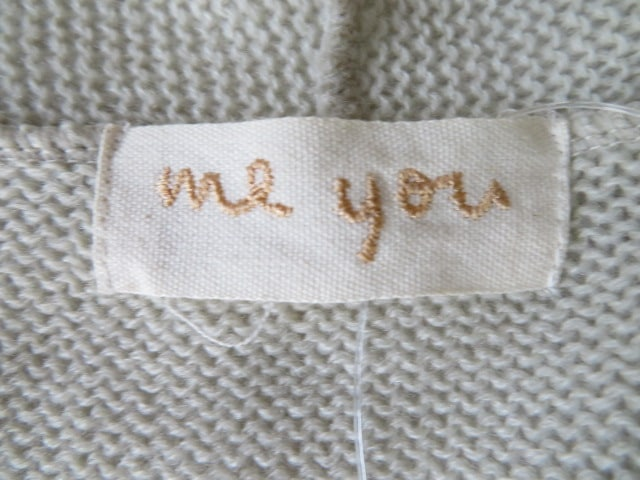 me you(ミーユー)のカーディガン