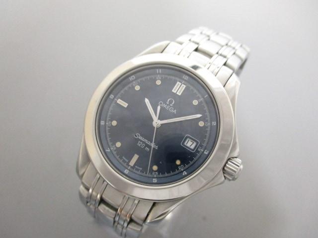 new product 73e56 72fdd OMEGA(オメガ)/シーマスター120m/腕時計/型番2511.80の買取実績 ...