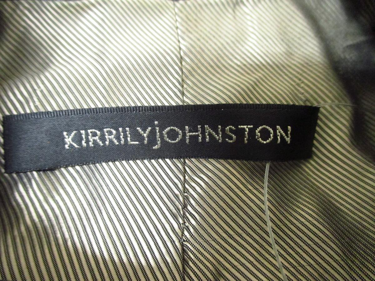 KIRRILYjOHNSTON(キリリージョンストン)のブルゾン
