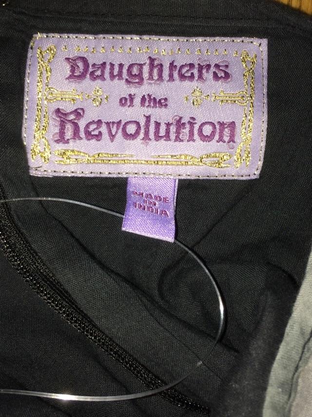 DAUGHTERS OF THE REVOLUTION(ドーターズオブザレボリューション)のワンピース