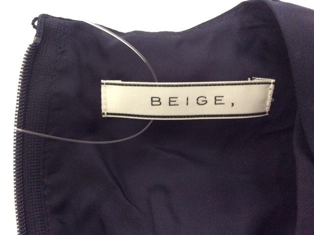 BEIGE(ベイジ)のワンピース