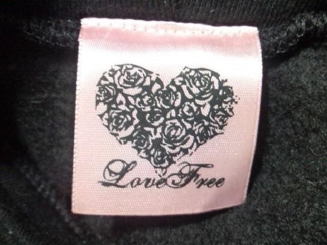 LoveFree(ラブフリー)のパーカー