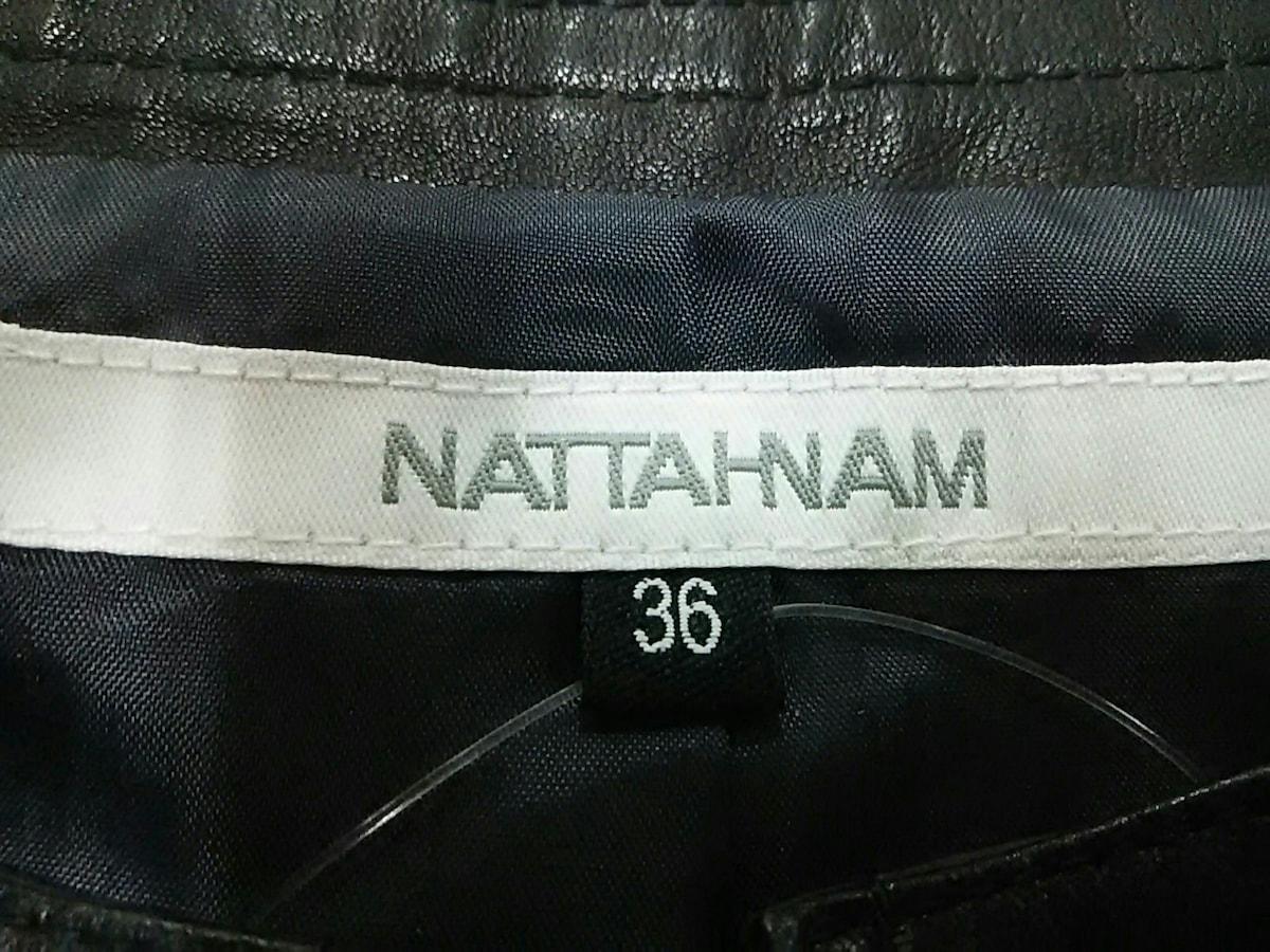 NATTAHNAM(ナターナム)のジャケット