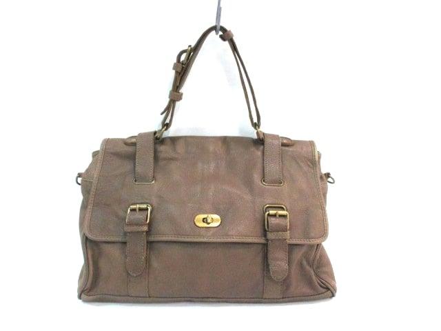 COMPTOIR DES COTONNIERS(コントワーデコトニエ)のハンドバッグ