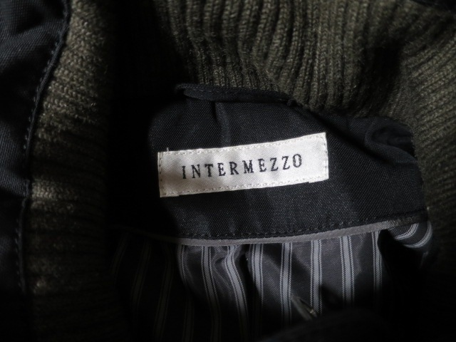 INTERMEZZO(インターメッツォ)のダウンジャケット