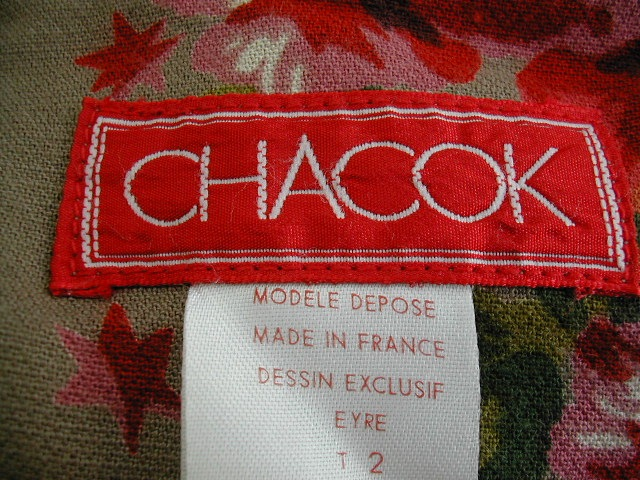 CHACOK(シャコック)のコート