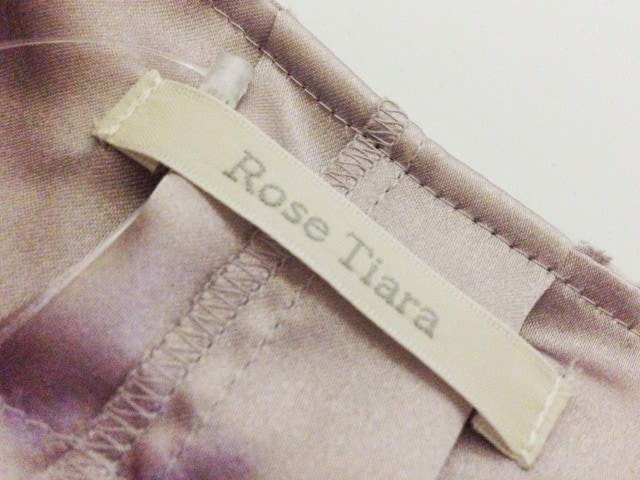 Rose Tiara(ローズティアラ)のワンピース