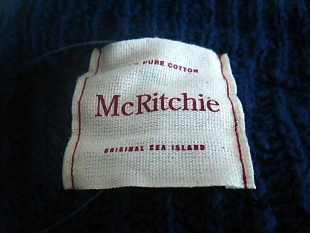 McRitchie(マックリッチ)のカーディガン