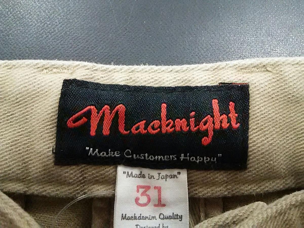 MACKNIGHT(マックナイト)のパンツ