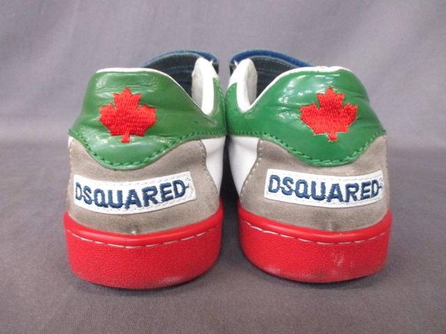 DSQUARED2(ディースクエアード)のスニーカー
