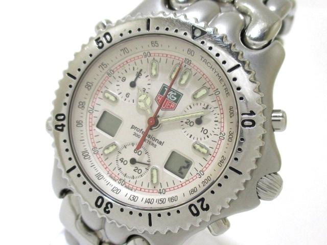 save off 5177f 965b5 TAG Heuer(タグホイヤー)/セナモデル/腕時計/型番S29.006Mの買取 ...