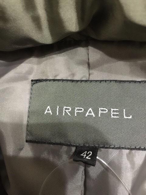AIRPAPEL(エアパペル)のダウンコート
