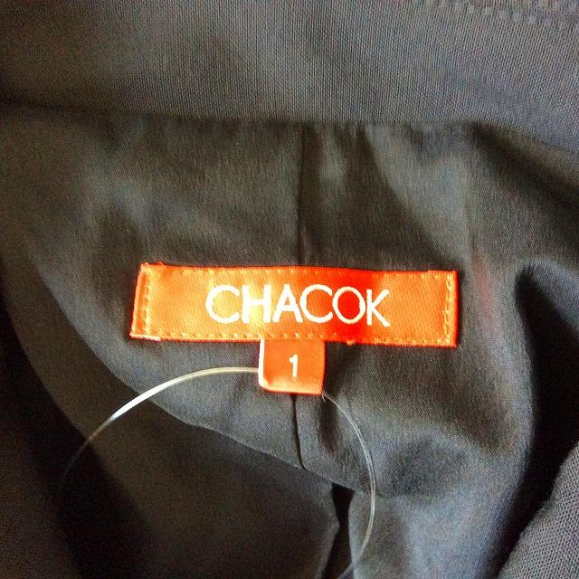 CHACOK(シャコック)のジャケット