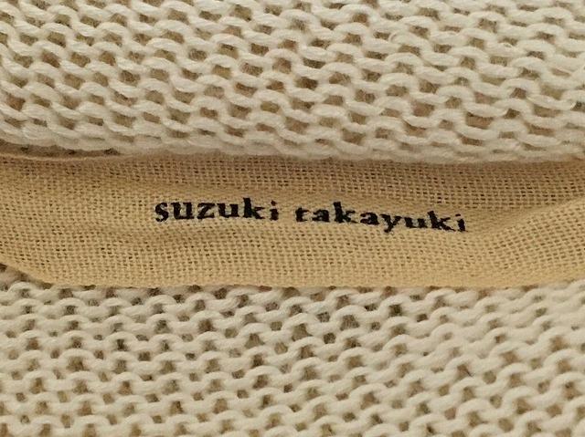 suzuki takayuki(スズキタカユキ)のカーディガン