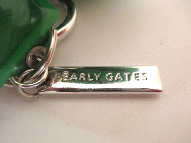 PEARLY GATES(パーリーゲイツ)のキーホルダー(チャーム)