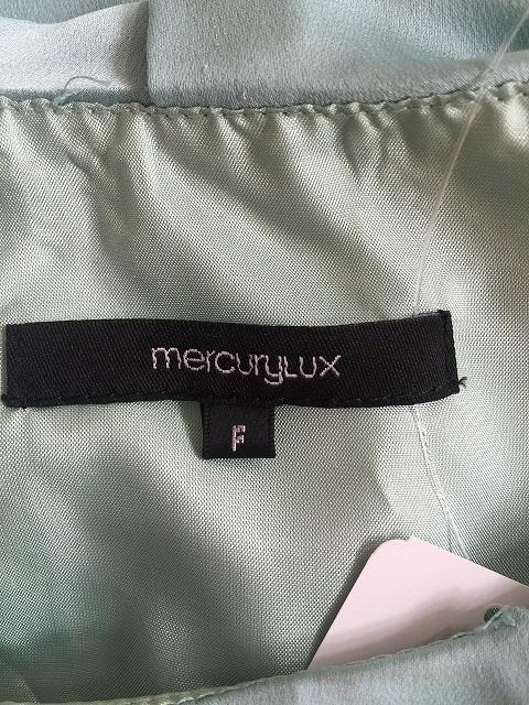 mercurylux(マーキュリーリュクス)のワンピース