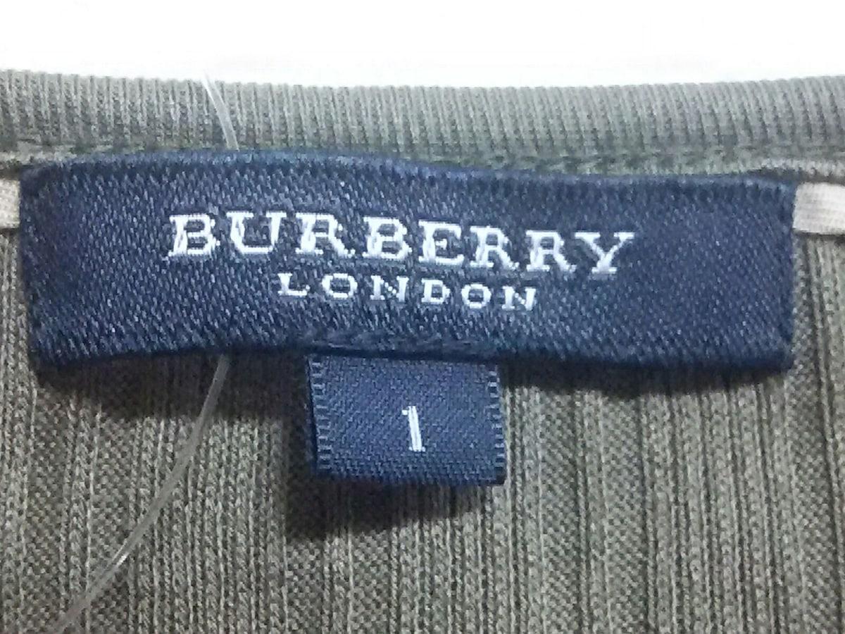 Burberry LONDON(バーバリーロンドン)のカーディガン