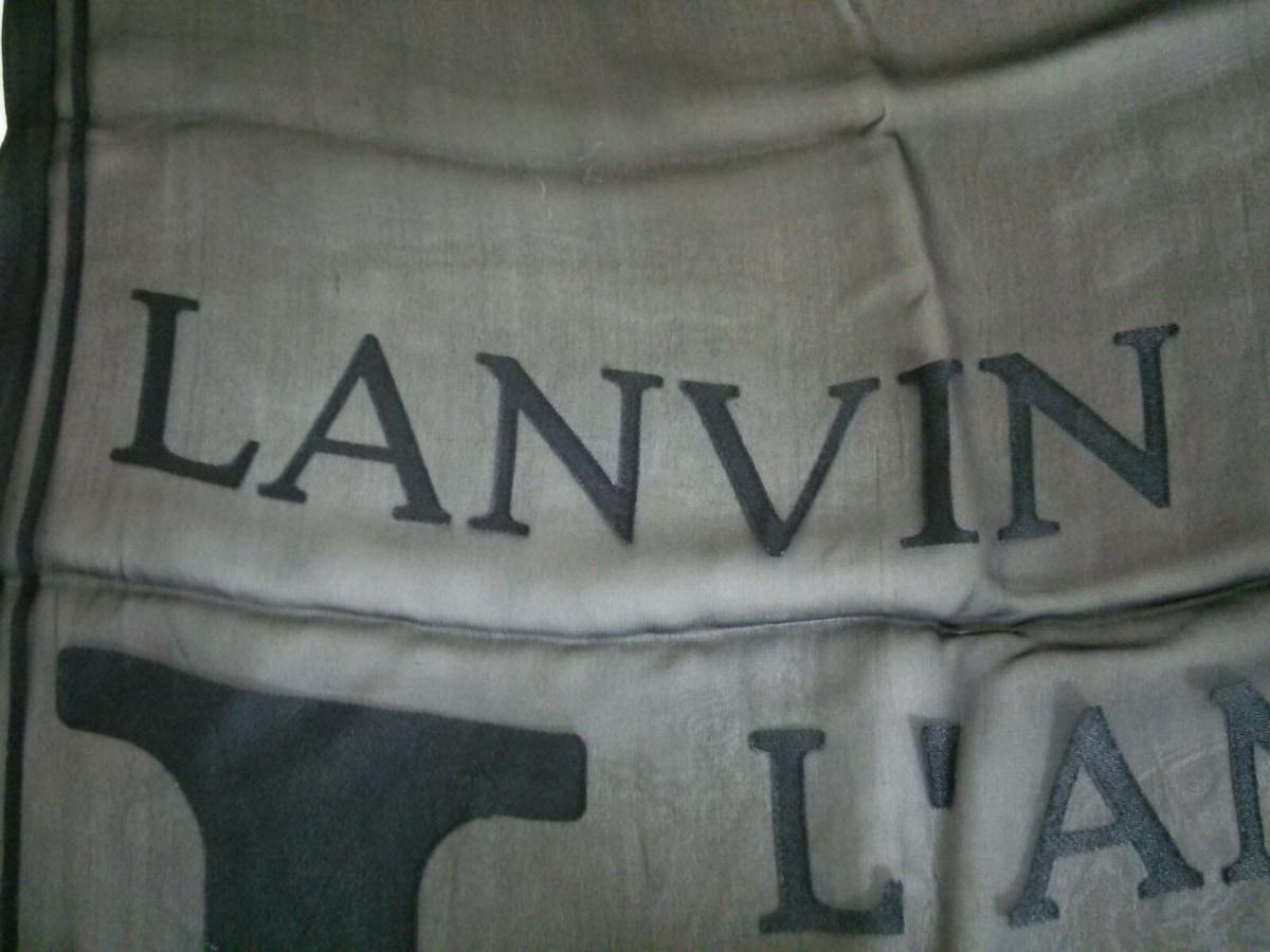 LANVIN(ランバン)のマフラー