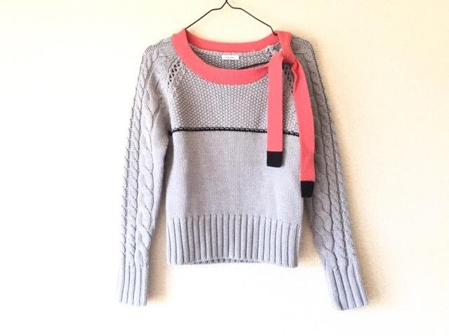cacharel(キャシャレル)のセーター