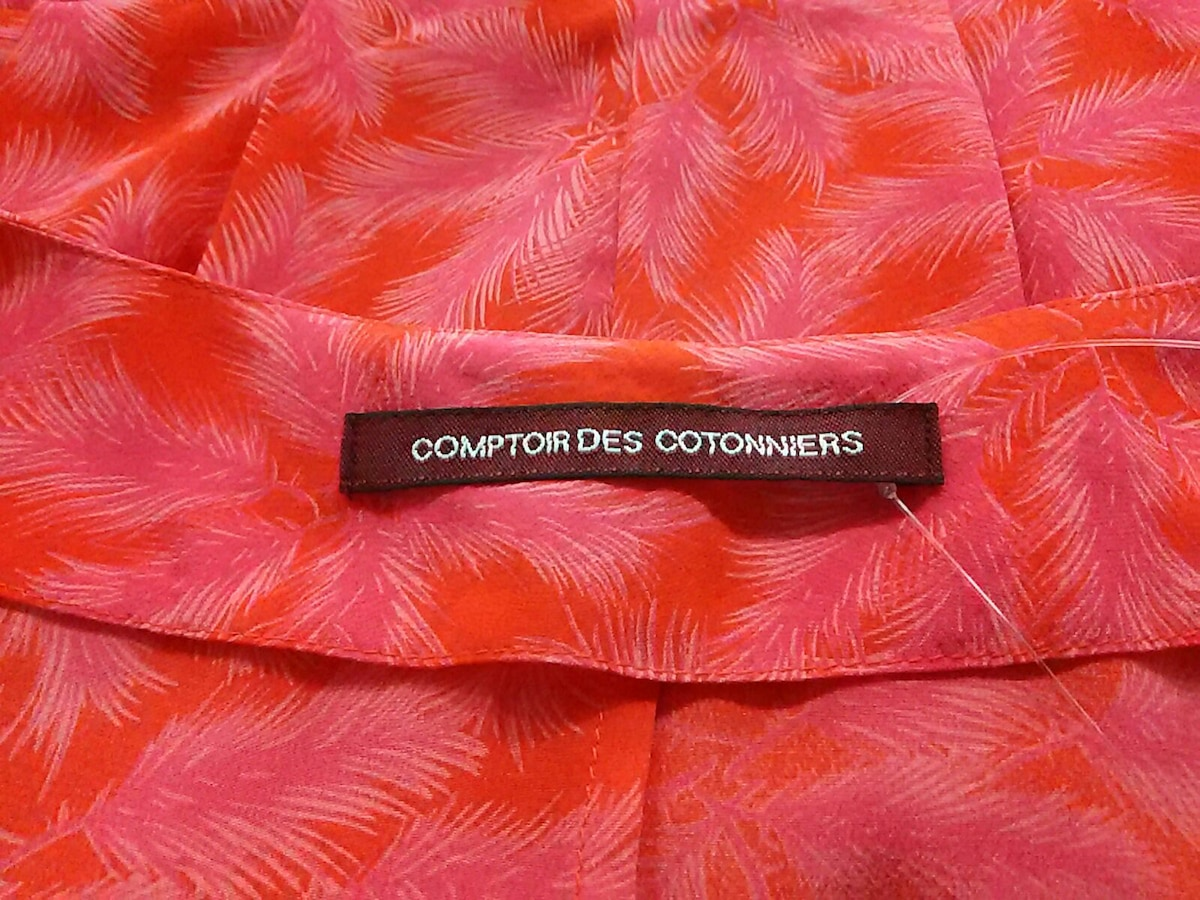 COMPTOIR DES COTONNIERS(コントワーデコトニエ)のワンピース