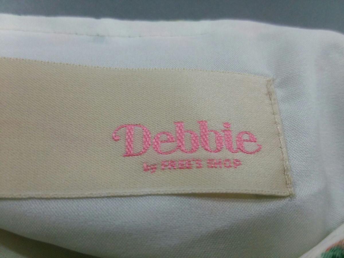 Debbie by FREE'S SHOP(デビーバイフリーズショップ)のワンピース