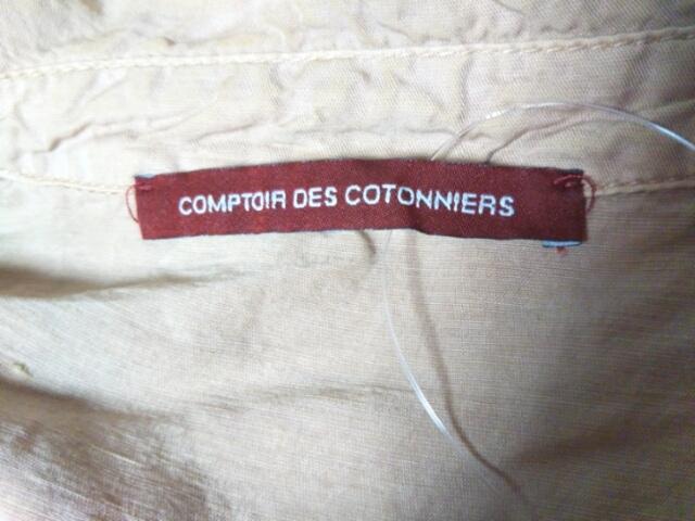 COMPTOIR DES COTONNIERS(コントワーデコトニエ)のコート