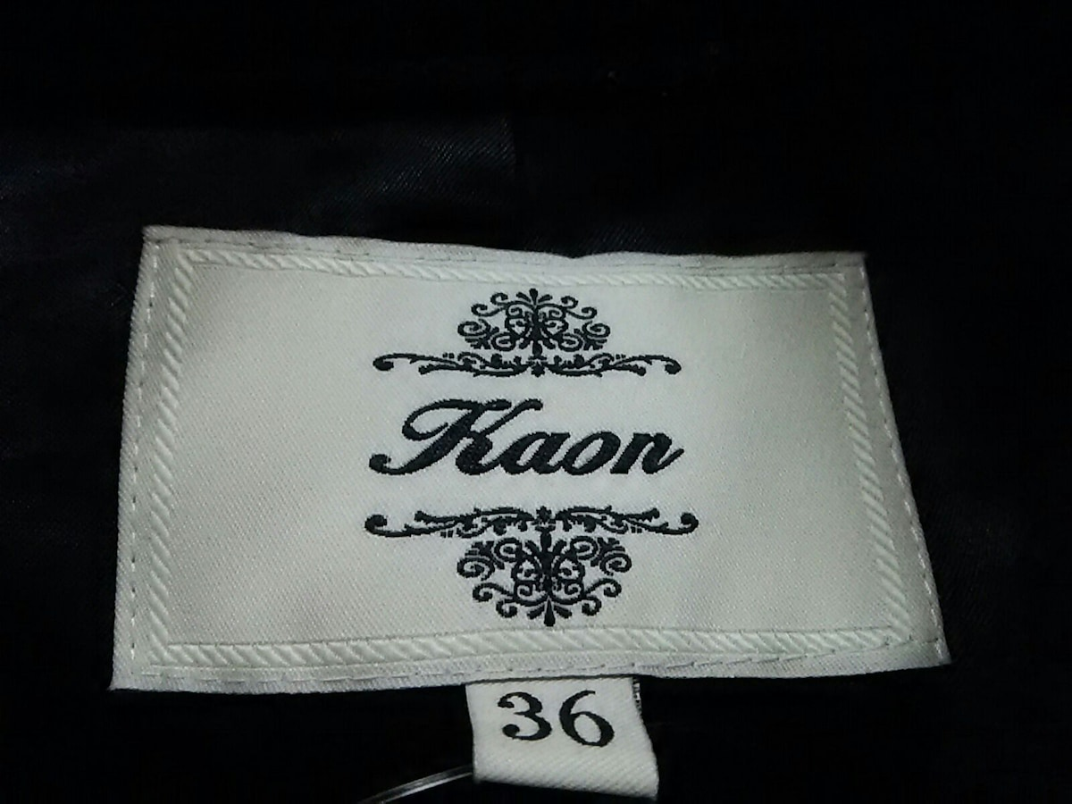 kaon(カオン)のポンチョ