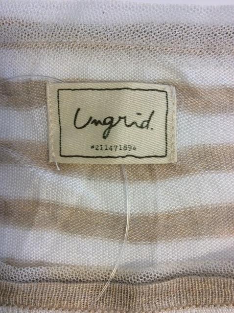 UNGRID(アングリッド)のカットソー