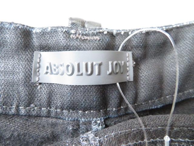 ABSOLUT JOY(アブソリュートジョイ)のパンツ
