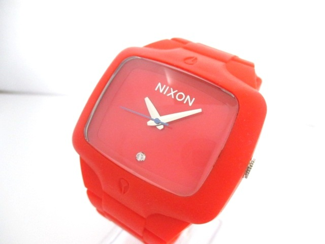NIXON(ニクソン)のTHE RUBBER PLAYER