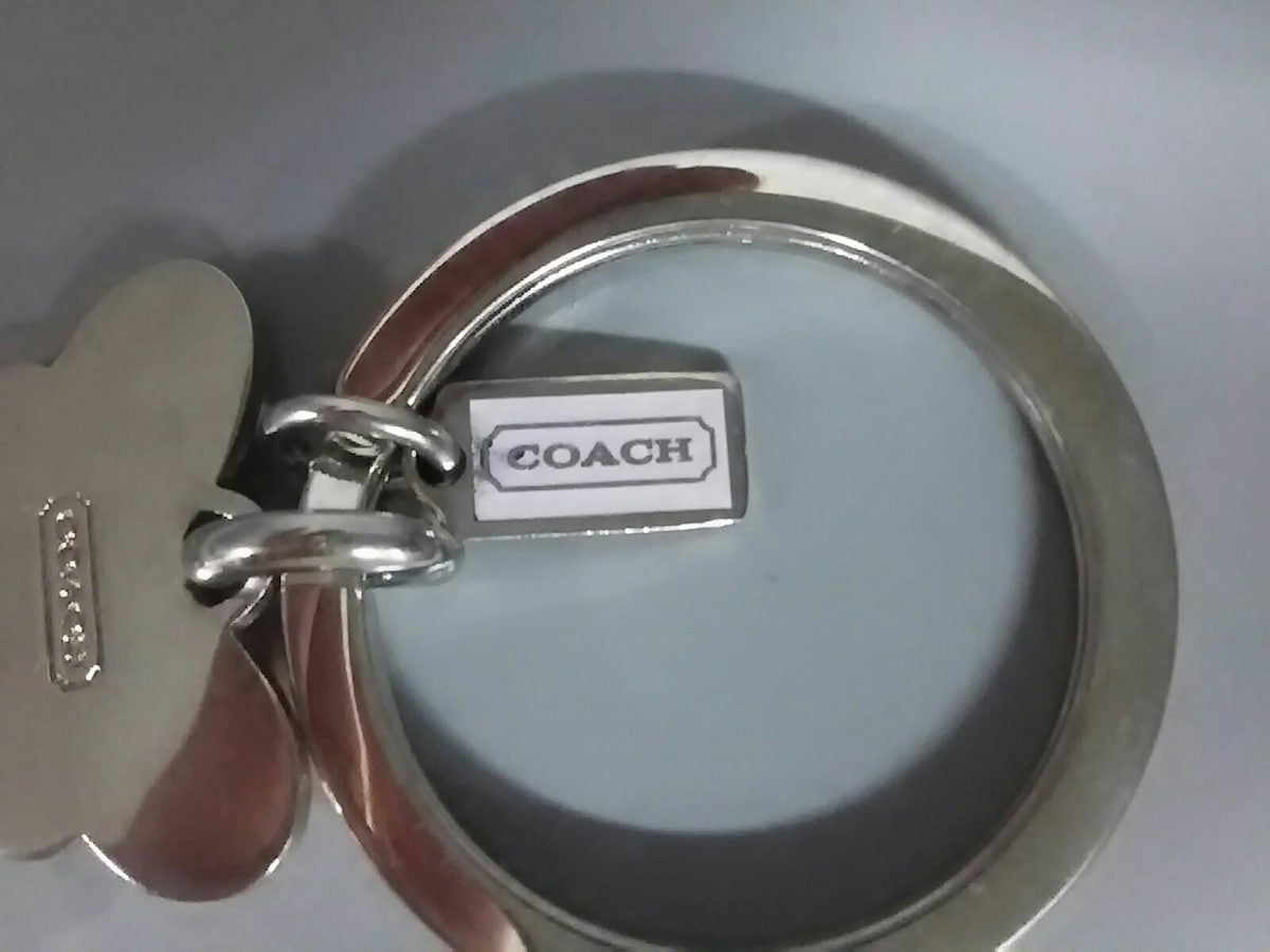 COACH(コーチ)のミニシグネチャー柄