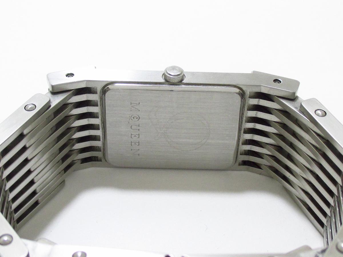 cf48c628cd ALEXANDER McQUEEN(アレキサンダーマックイーン)/-/腕時計/型番-の買取 ...