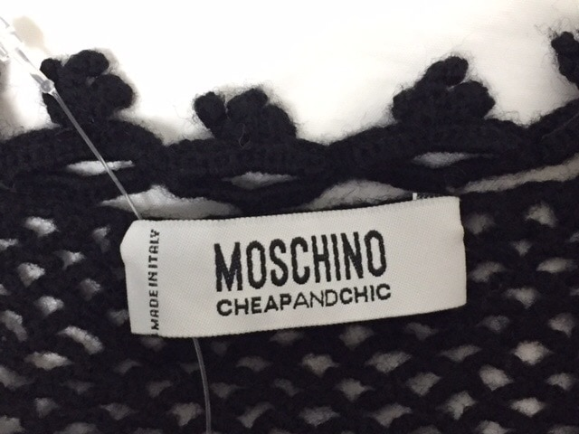 MOSCHINO(モスキーノ)のカーディガン